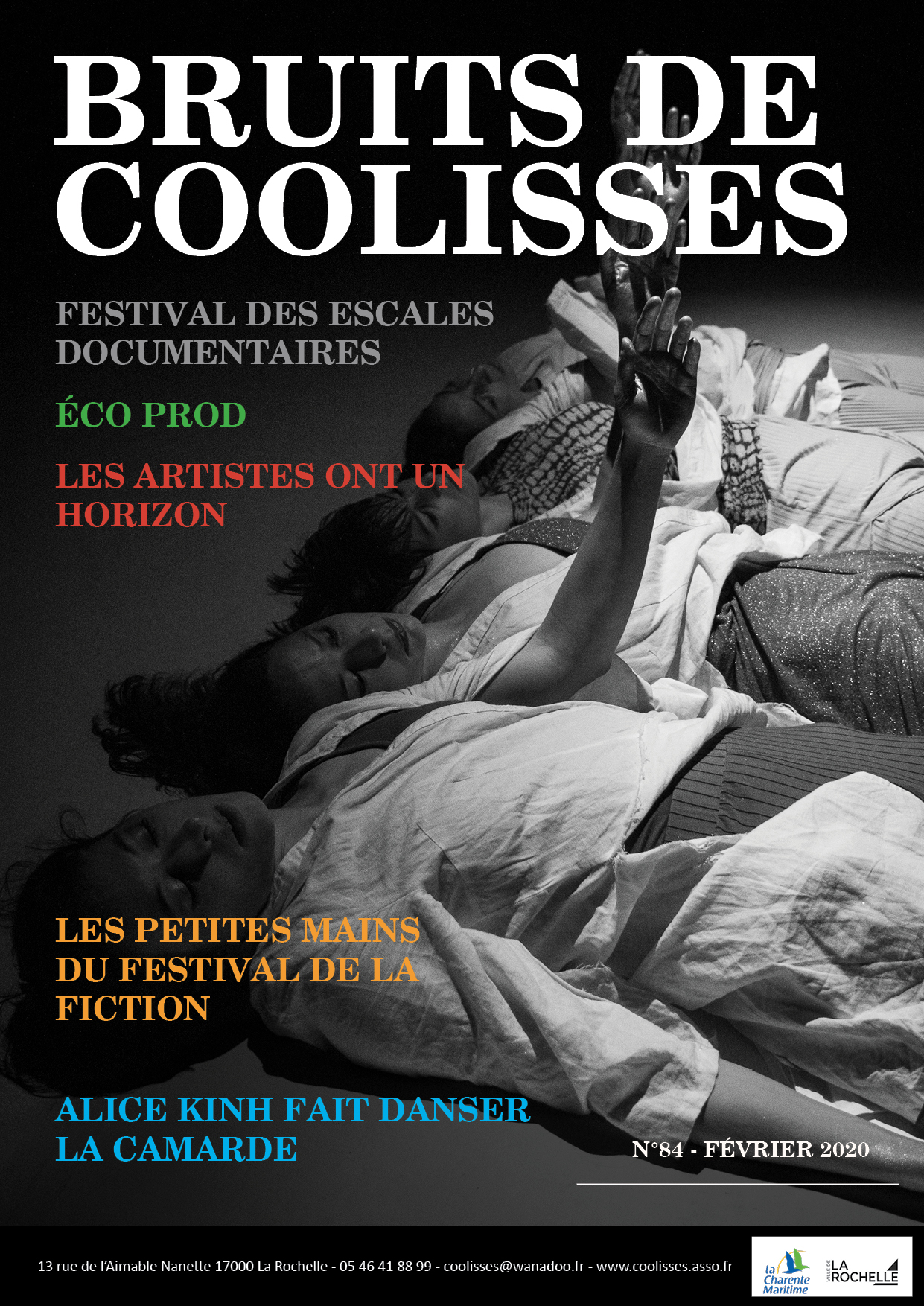 Bruits de Coolisses n°84